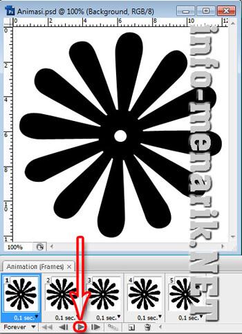 Membuat Animasi Format GIF 11
