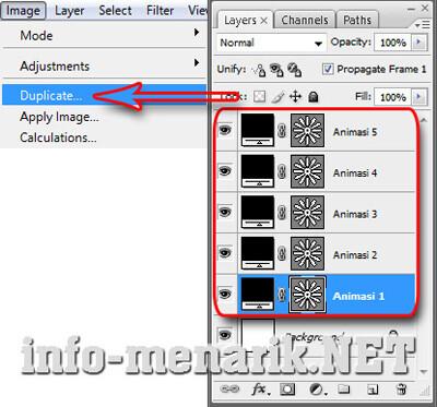 Membuat Animasi Format GIF 7
