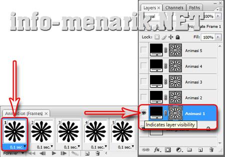 Membuat Animasi Format GIF 8