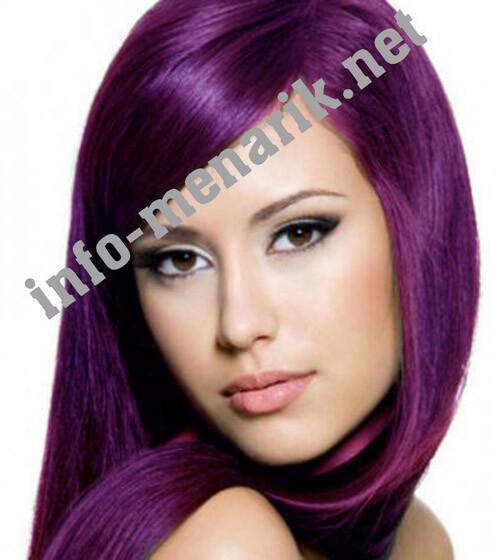 Mewarnai Rambut Dengan Photoshop 1