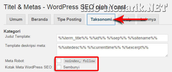 Cara Optimasi Kategori WordPress Agar SEO Friendly 2