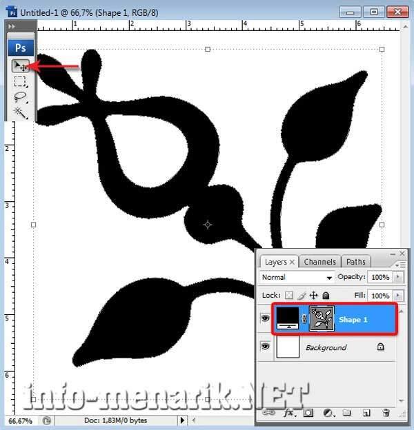 Trik Mudah Cara Membuat Brush Photoshop Sendiri 5