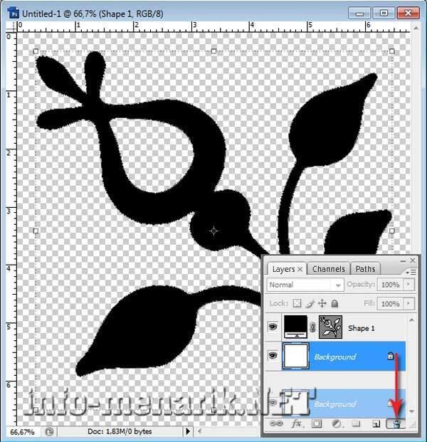 Trik Mudah Cara Membuat Brush Photoshop Sendiri 6