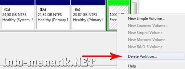Cara Terbaik Partisi Hardisk Komputer Windows 8