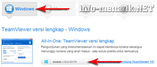 Cara Install Team Viewer 10 Di Windows 7 1