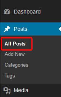 Cara Membuat Sticky Post Di WordPress Dan Pengertiannya 2