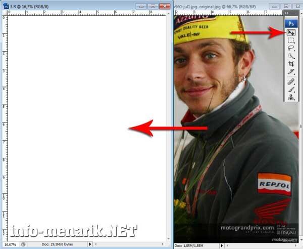 Cara Membuat Ukuran Foto Dengan Action Photoshop 9
