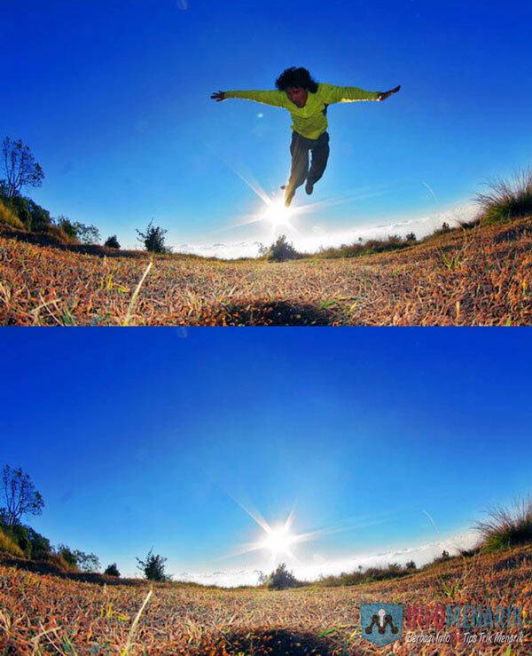 Cara Photoshop Menghilangkan Objek Pada Gambar Tanpa Bekas 4