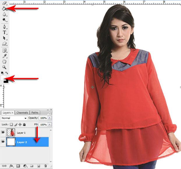 Manipulasi Foto Menjadi Hancur Di Photoshop 3