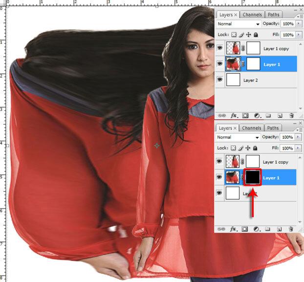 Manipulasi Foto Menjadi Hancur Di Photoshop 6