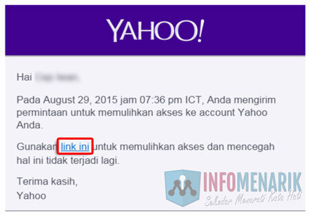 Cara Reset Kata Sandi Email Yahoo Paling Cepat Dan Mudah 5