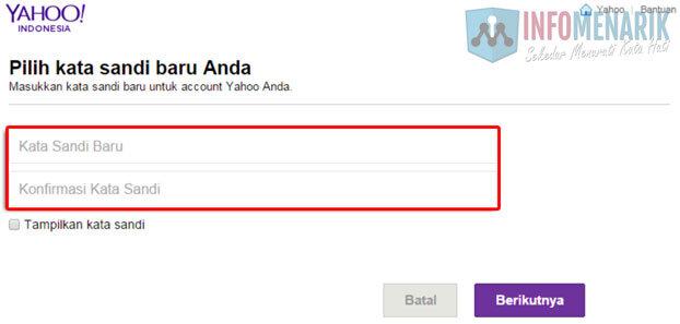 Cara Reset Kata Sandi Email Yahoo Paling Cepat Dan Mudah 6