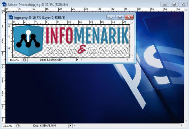Cara Membuat Watermark Dengan Adobe Photoshop (Lengkap Gambar) 01