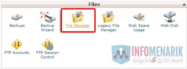 Cara Compress File WordPress Melalui cPanel File Manager 0