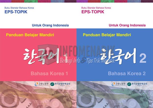 Buku Pembelajaran Bahasa Korea Gratis, Terjemahan Textbook 2015 EPS-Topik