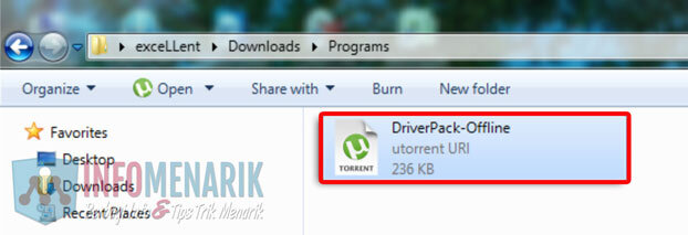 Cara Mudah Download Game, Film, Software Torrent Menggunakan uTorrent 3