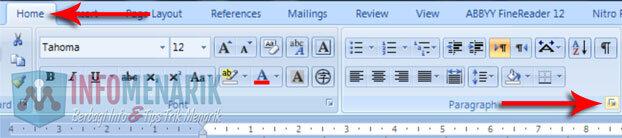 Cara Membuat Daftar Isi Otomatis Di Word 5