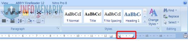 Cara Membuat Daftar Isi Otomatis Di Word 9