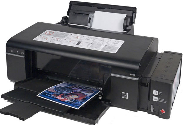Cara Reset Printer EPSON L800 0