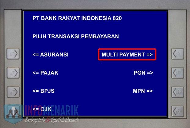 Cara Pembayaran EPS-Topik Korea Di ATM (6)