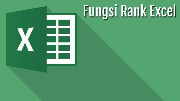 Cara Membuat Ranking Menggunakan Rumus Office Excel (1)