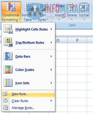 Cara Membuat Kalender Otomatis Di Office Excel (11)