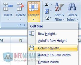 Cara Membuat Kalender Otomatis Di Office Excel (8)