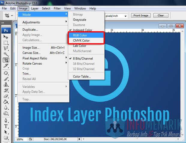 Cara Membuat & Membuka Gambar Index Layer (4)