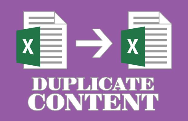 Cara Menghindari Duplikat Data Di Office Excel (0)