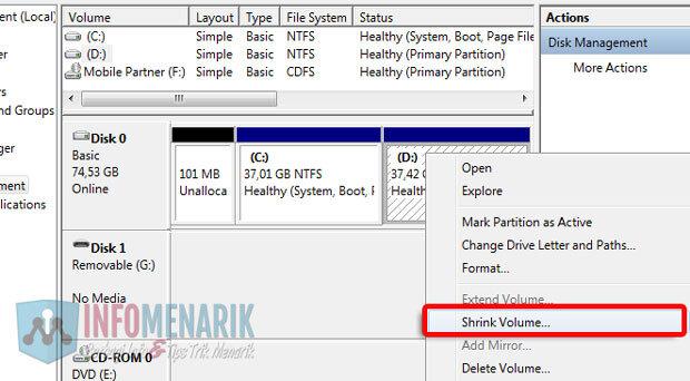 Cara Partisi Hardisk Tanpa Software (3)
