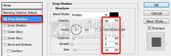 Cara Membuat Efek Stempel Karet dalam Adobe Photoshop