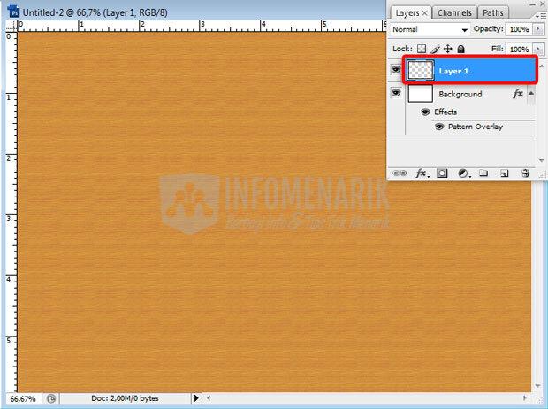 Cara Membuat Efek Kertas Kusut Di Photoshop (4)