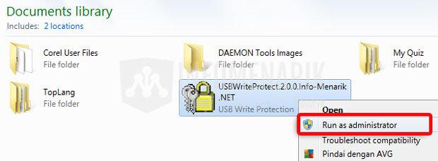Cara Memperbaiki Flashdisk Write Protected (2)