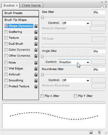 Cara Membuat Garis Putus-Putus Di Photoshop (8)