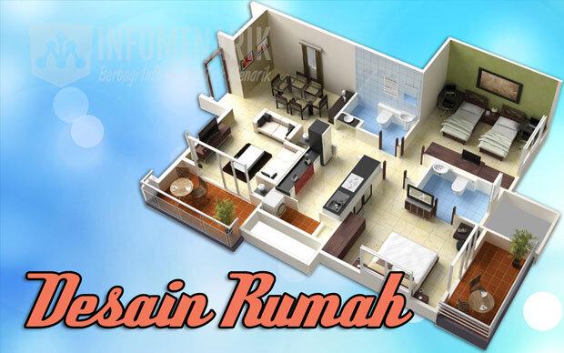 5 Software Gratis Terbaik Untuk Desain Rumah Home Designer 3D
