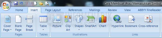 cara-membuat-simbol-telepon-di-office-word-1