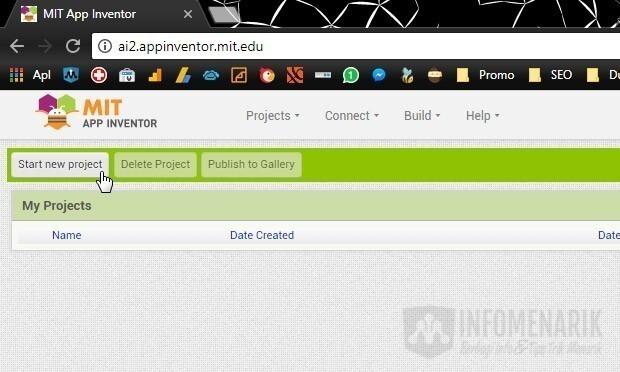 5 Situs Hingga Software Pembuat Aplikasi Android Mudah Patut Anda ...
