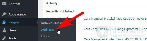 Cara Membuat Website WordPress 5