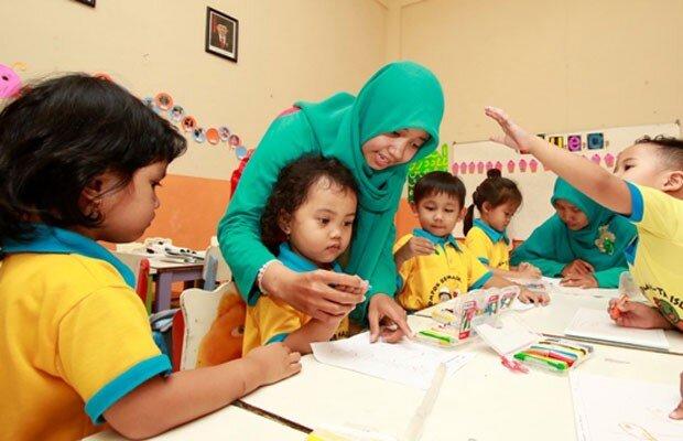 Mengenal Pentingnya Pendidikan Anak Usia Dini Paud Untuk Orangtua Info Menarik