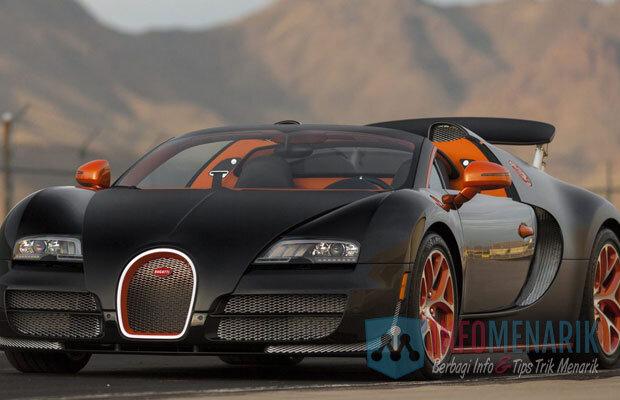 Mobil Tercanggih Di Dunia