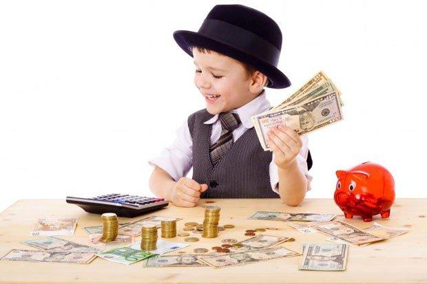 Tips Ngasih Uang Jajan Anak