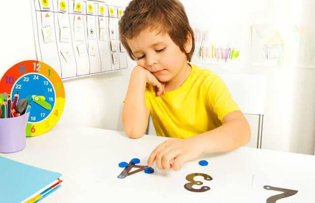 Mendidik Anak Autis