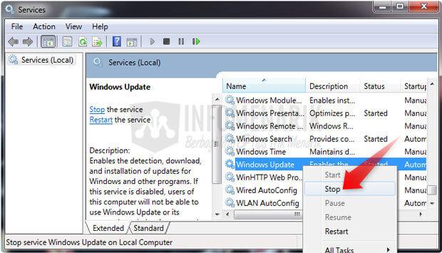 Cara Mengatasi Update Antivirus MSE Error Code 3