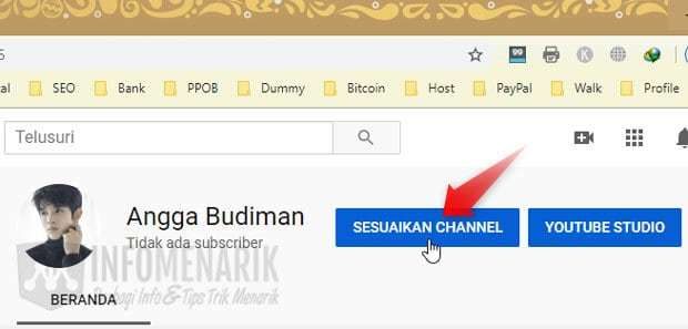Cara Membuat Channel Youtube 10