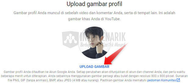 Cara Membuat Channel Youtube 7