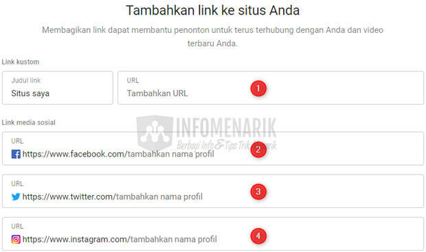 Cara Membuat Channel Youtube 9