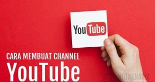 Cara Membuat Channel Youtube di Laptop dan Android 1
