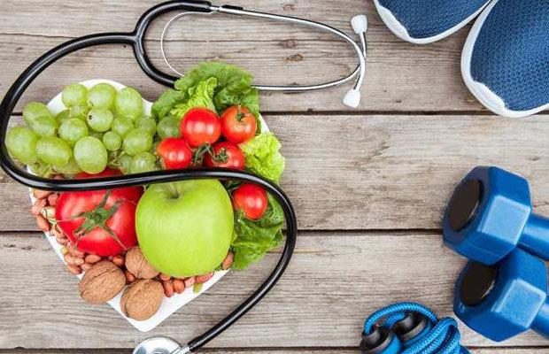 Langkah Hidup Sehat 1