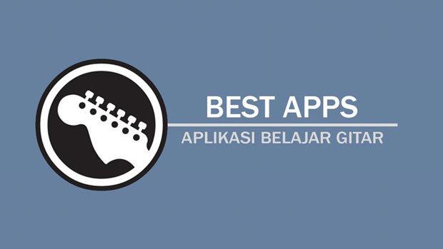 Aplikasi Belajar Gitar Android Terbaik