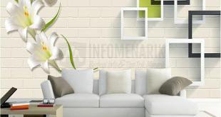 Perbedaan Wallpaper dan Wallsticker